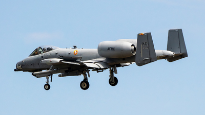 79-0093 - Fairchild A-10C Thunderbolt II - United States - US Air Force (USAF)