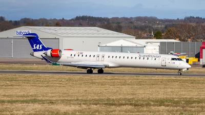 EI-FPM - Bombardier CRJ-900LR - Scandinavian Airlines (Cityjet)