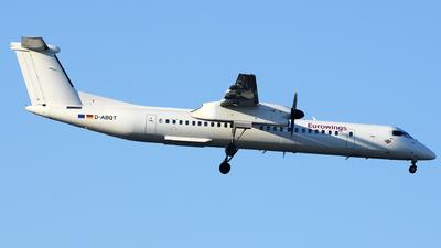 D-ABQT - Bombardier Dash 8-Q402 - Eurowings (LGW Luftfahrtgesellschaft Walter)