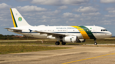 FAB2101 - Airbus VC-1A - Brazil - Air Force