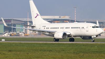 B-5266 - Boeing 737-7AK(BBJ) - Deer Jet