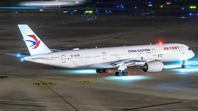 B-323H - Airbus A350-941 - China Eastern Airlines