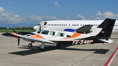 YS-348P - Piper PA-34-200T Seneca II - Private