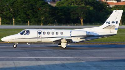 A picture of PRPAB - Cessna 550 Citation Bravo - [5501015] - © Gabriel Wallace