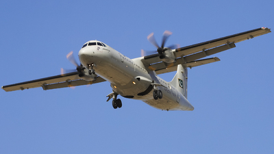 76 - ATR 72-212A(500MP) - Pakistan - Navy