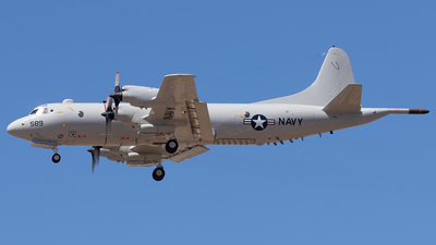161589 - Lockheed P-3C Orion - United States - US Navy (USN)