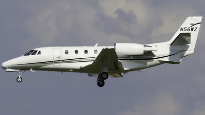N56WZ - Cessna 560XL Citation Excel - Private