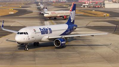 VT-GON - Airbus A320-214 - Go Air