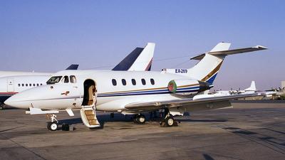 EX-269 - Hawker Siddeley HS-125-400B - Phoenix Aviation
