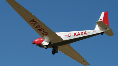 D-KAXA - Schleicher ASK-16 - Private
