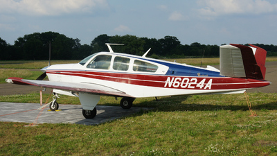 N6024A - Beechcraft V35B Bonanza - Private