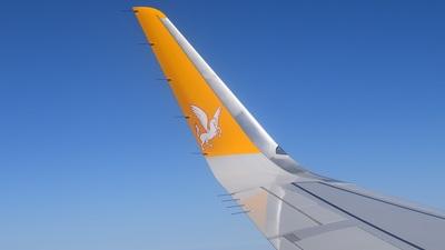 TC-NCF - Airbus A320-251N - Pegasus Airlines