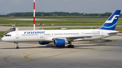 OH-LBV - Boeing 757-2Q8 - Finnair