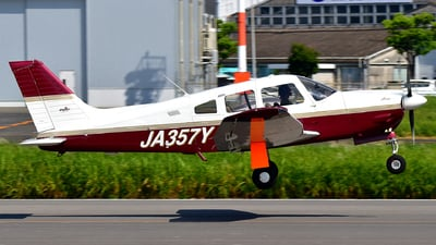 JA357Y - Piper PA-28R-201 Arrow - Private
