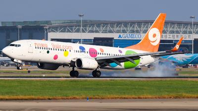 B-1715 - Boeing 737-8GP - 9Air