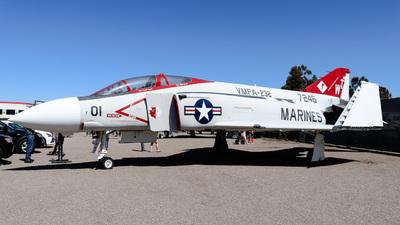 157246 - McDonnell Douglas F-4S Phantom II - United States - US Marine Corps (USMC)