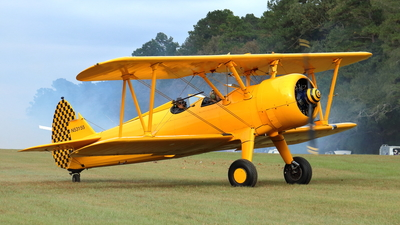 N53155 - Boeing A75N1 Stearman - Private
