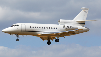 A6-RTS - Dassault Falcon 900DX - Private