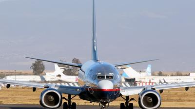 N784XA - Boeing 737-752 - Aeroméxico
