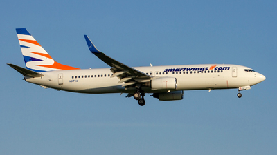 N917XA - Boeing 737-86J - SmartWings (Swift Air)