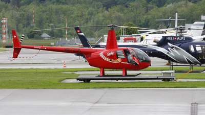 HB-ZGM - Robinson R44 Raven II - Mountain Flyers