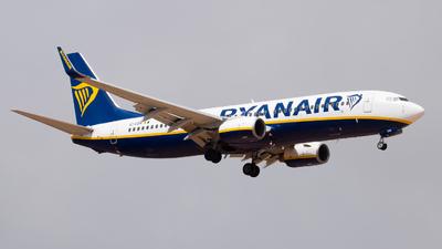 A picture of EIEBN - Boeing 7378AS - Ryanair - © Pablo Gonzalez de Leon
