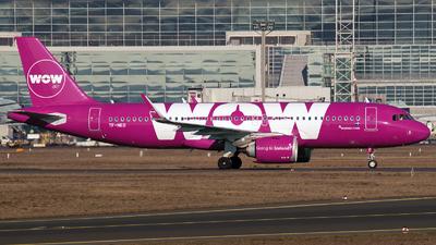 TF-NEO - Airbus A320-251N - WOW Air