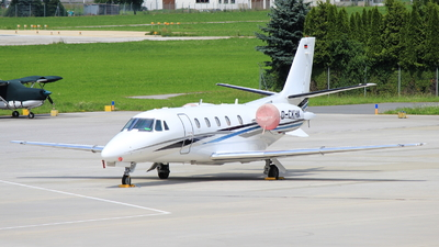D-CKHK - Cessna 560XL Citation XLS Plus - Stuttgarter Flugdienst (SFD)