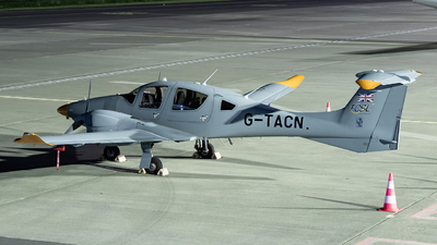 G-TACN - Diamond Aircraft DA-62 - Flight Calibration Services (FCS)