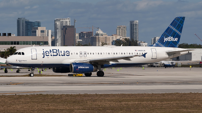 N565JB - Airbus A320-232 - jetBlue Airways