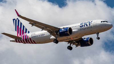 A picture of SXIOG - Airbus A320251N - Sky Express - © EFS.PAN