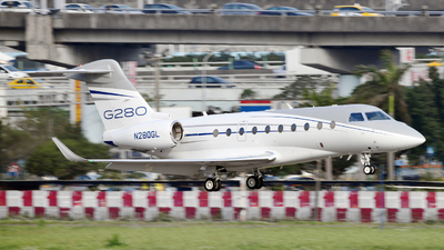N280GL - Gulfstream G280 - Private
