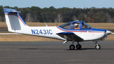 N2431C - Piper PA-38-112 Tomahawk - Private
