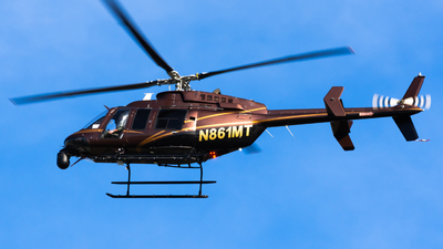 N861MT - Bell 407 - Private