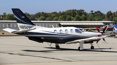N850WC - Socata TBM-850 - Private
