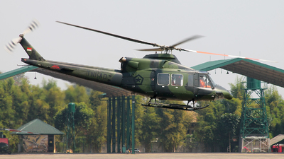 HA-5175 - Bell 412EP - Indonesia - Army