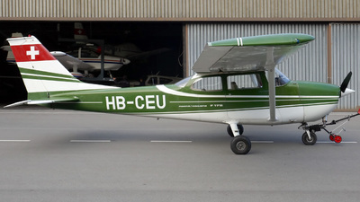 HB-CEU - Reims-Cessna F172L Skyhawk - Private