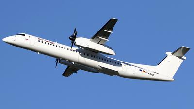 A picture of DABQB - De Havilland Canada Dash 8400 - [4226] - © Jeroen Stroes