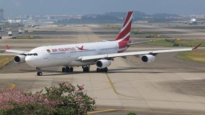 3B-NBI - Airbus A340-313E - Air Mauritius