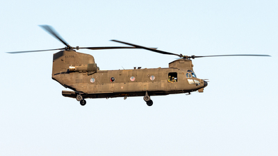 MM81785 - Boeing CH-47F Chinook - Italy - Army