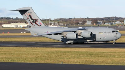 ZZ176 - Boeing C-17A Globemaster III - United Kingdom - Royal Air Force (RAF)