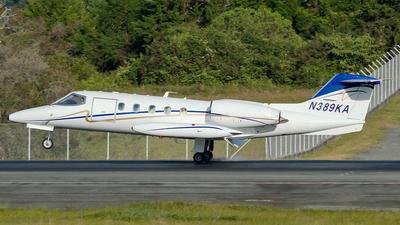 A picture of N389KA - Learjet 35A - [35389] - © Jorge Saenz