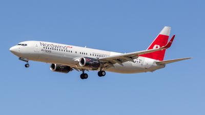 VP-BSC - Boeing 737-8KN - Nordwind Airlines