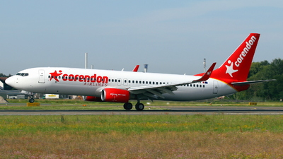 9H-TJB - Boeing 737-8FH - Corendon Airlines Europe