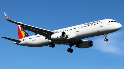 A picture of RPC9924 - Airbus A321231 - Philippine Airlines - © Hetzark Segundo - Philippine Aviators