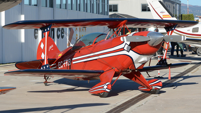 EC-FRB - Pitts S-2B Special - Private