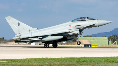 MM7289 - Eurofighter Typhoon EF2000 - Italy - Air Force