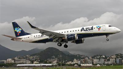 PR-AZH - Embraer 190-100IGW - Azul Linhas Aéreas Brasileiras