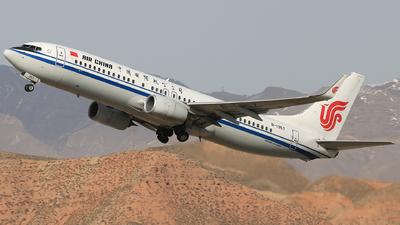 B-1957 - Boeing 737-89L - Air China