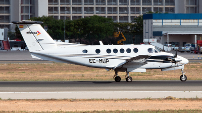 EC-MUP - Beechcraft B200GT Super King Air - Private